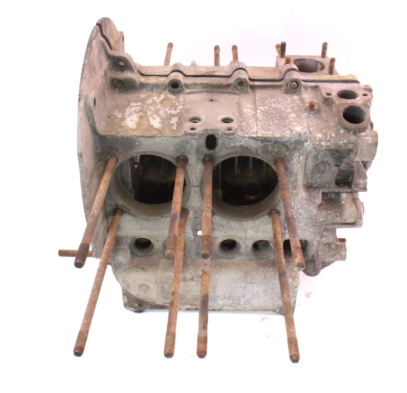Vw Air Cooled Engine Codes List: 68-79 Engine Block Case VW Type 3 Aircooled 1600cc Fuel