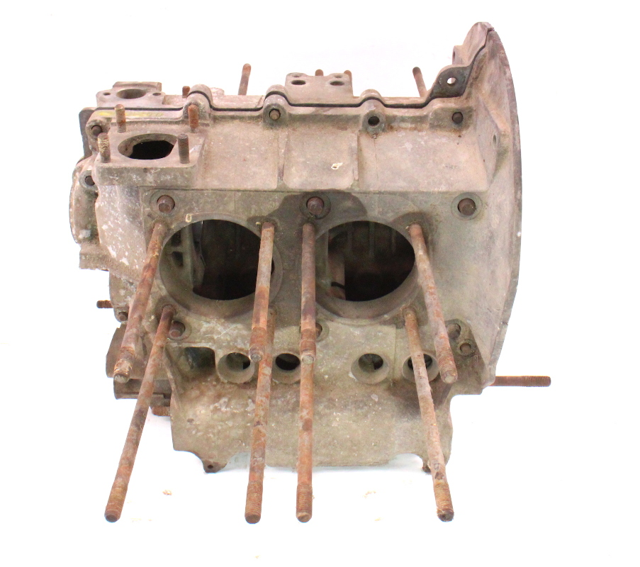 68-79 Engine Block Case VW Type 3 Aircooled 1600cc Fuel