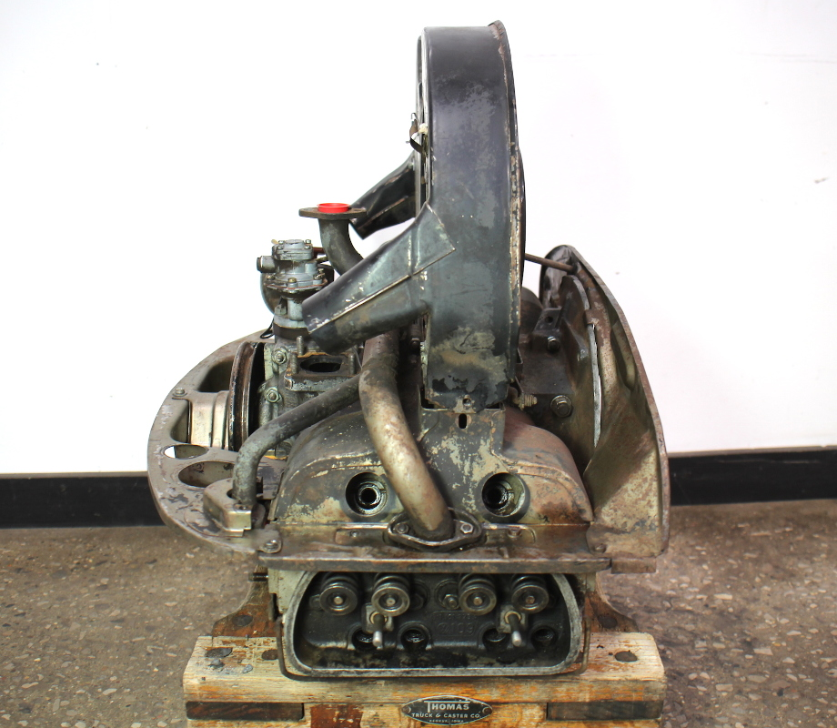 Engine motor vw beetle type 1 aircooled vege motoren for Type 4 motor for sale