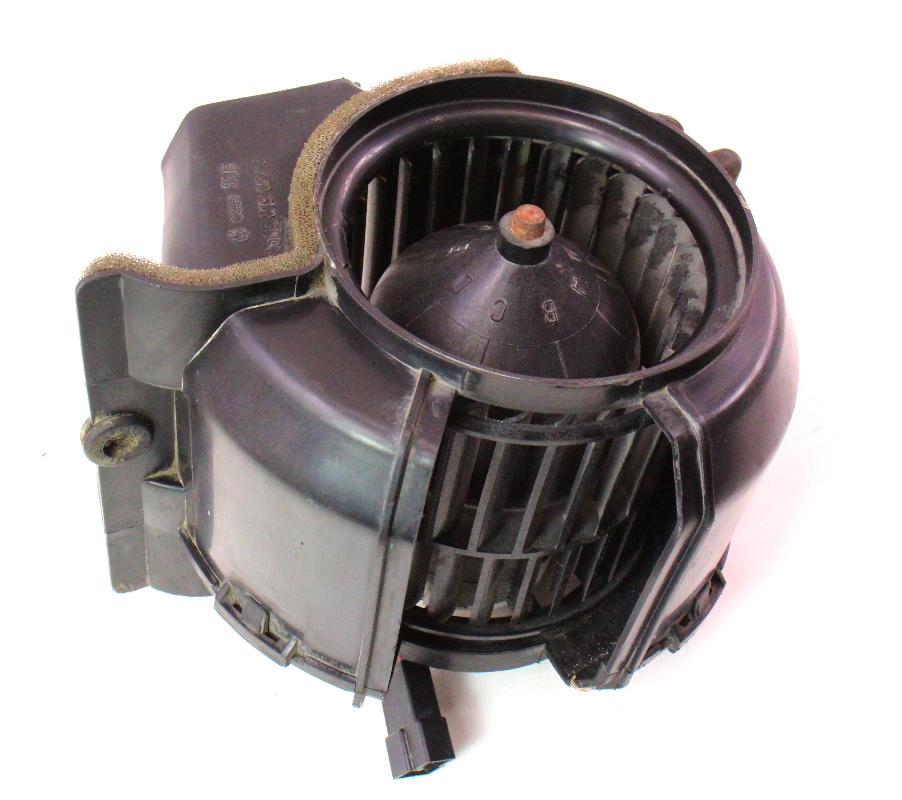 Hvac Blower Fan : Fan blower motor hvac heater vw fox genuine