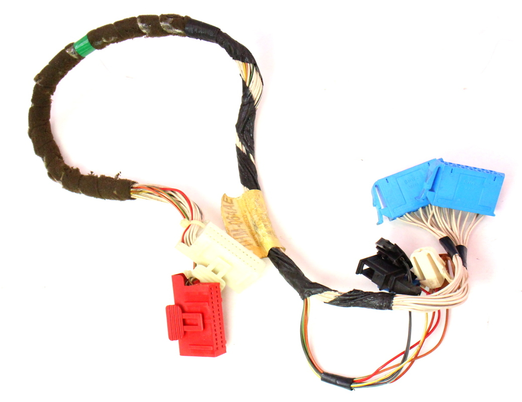Headlight switch wiring harness vw jetta golf gti cabrio