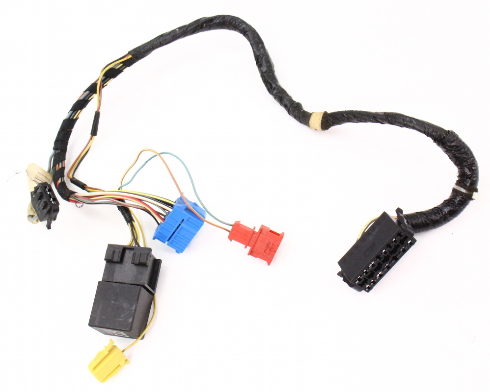 vw mkv headlight wiring diagram headlight switch wiring harness vw jetta golf gti cabrio ... vw t5 headlight wiring diagram