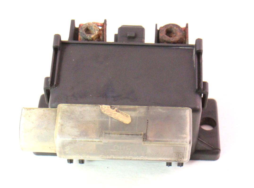 glow plug fuse relay box 97-99 vw jetta golf mk3
