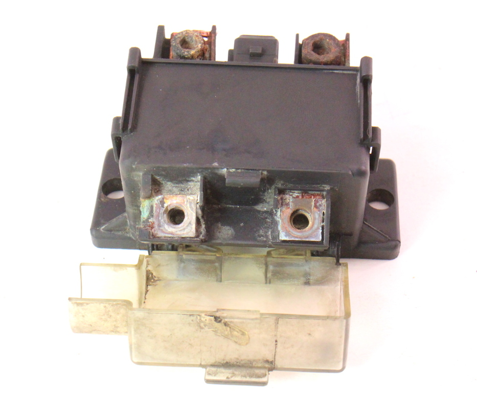 glow plug fuse relay box 97-99 vw jetta golf mk3