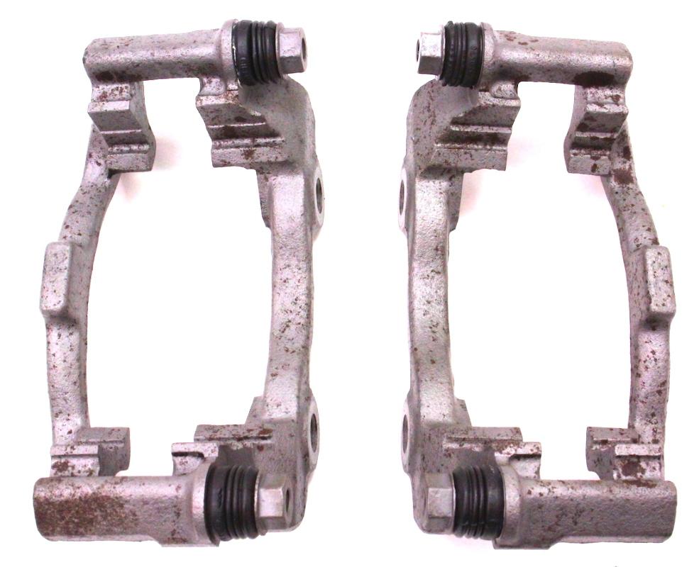 2x Pair Front Brake Caliper Carrier Bracket 93