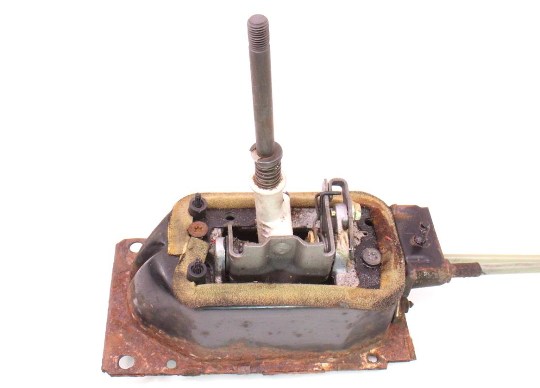 Tdi Ctn Manual Transmission Shifter Linkage 97