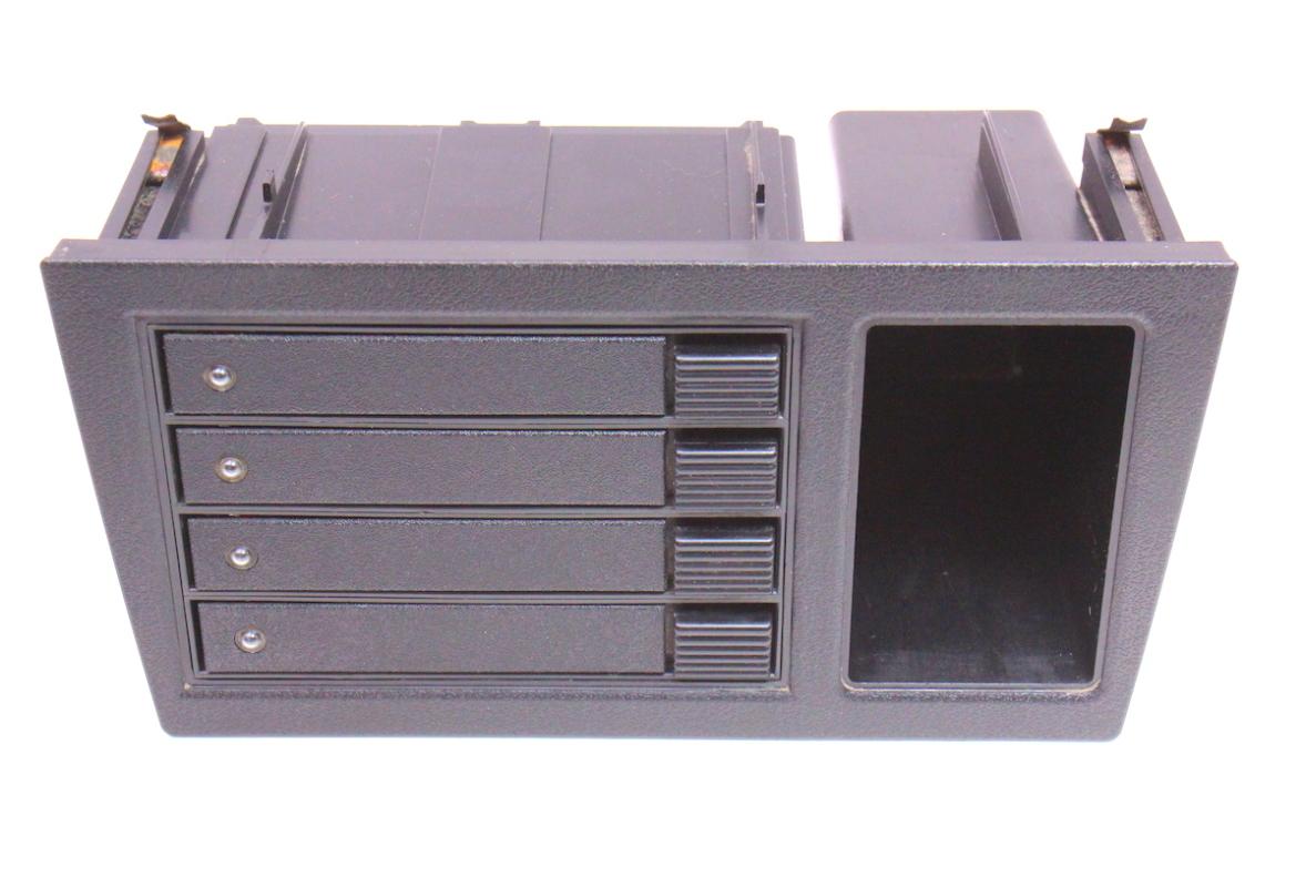 fischer cassette tape holder storage   vw quantum genuine     carpartssale