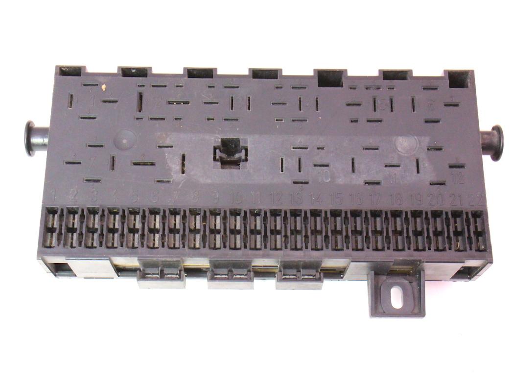Vw Vanagon Fuse Box Great Design Of Wiring Diagram 1984 Cabriolet Ce1 Block Fusebox 85 93 Rabbit 1985 1981