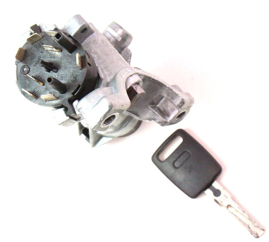 Toyota Collar Partnumber 9038921003: Ignition Collar Lock & Key 96-99 Audi A4 B5