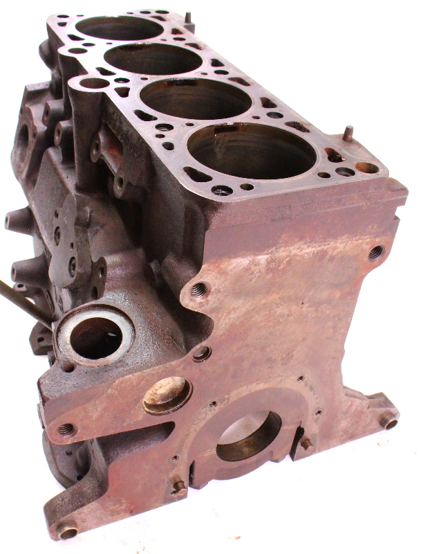 jh engine motor cylinder bare block jh vw jetta rabbit gti scirocco mk carpartssale