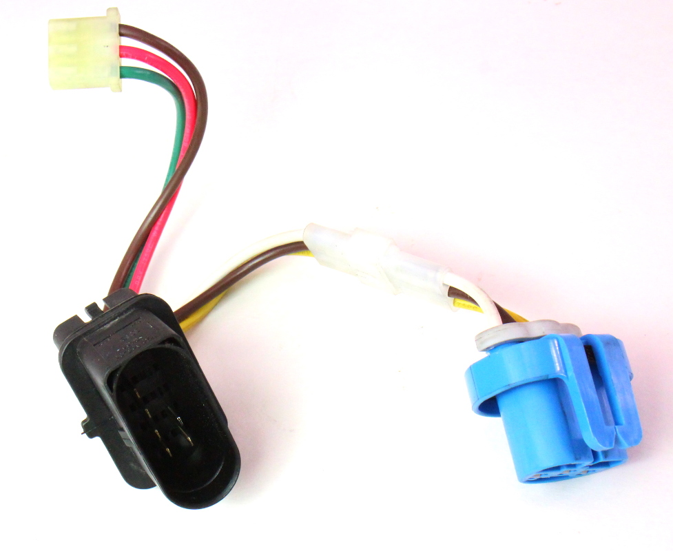 Internal head light harness wiring headlight fog