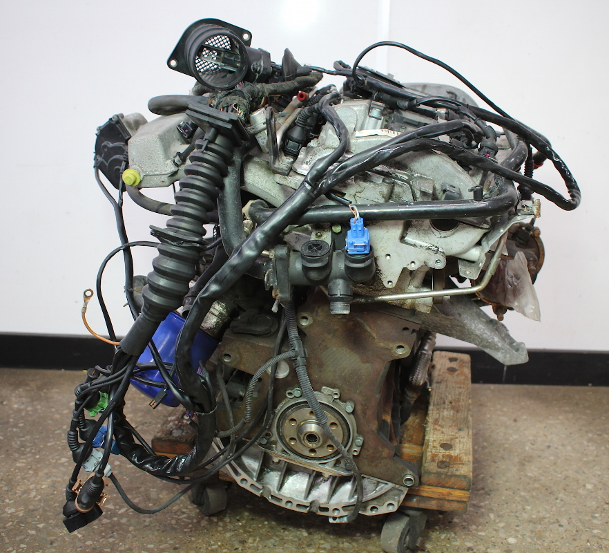 1.8T AEB Engine Motor Swap Wiring ECU VW Jetta Golf GTI