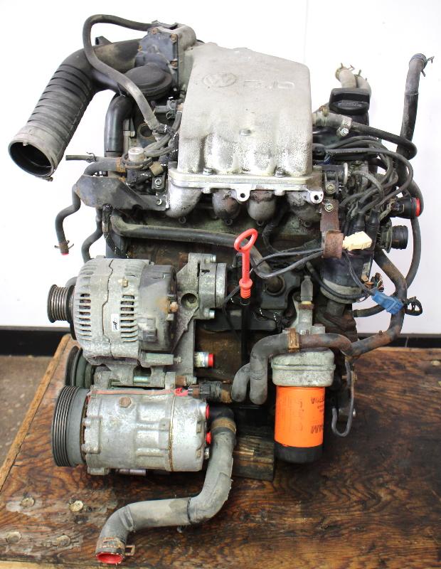 2.0 ABA Engine Motor Swap VW Jetta Golf GTI Cabrio MK1 MK2 MK3 w/ ECU & Wiring   CarParts4Sale, Inc.