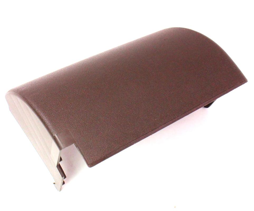 brown fuse box door cover trim 86-91 vw vanagon t3 genuine ... fuse box door