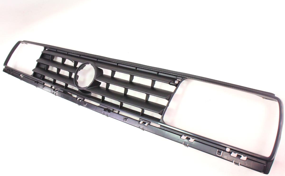 front upper grill grille 88 92 vw jetta golf gti mk2. Black Bedroom Furniture Sets. Home Design Ideas
