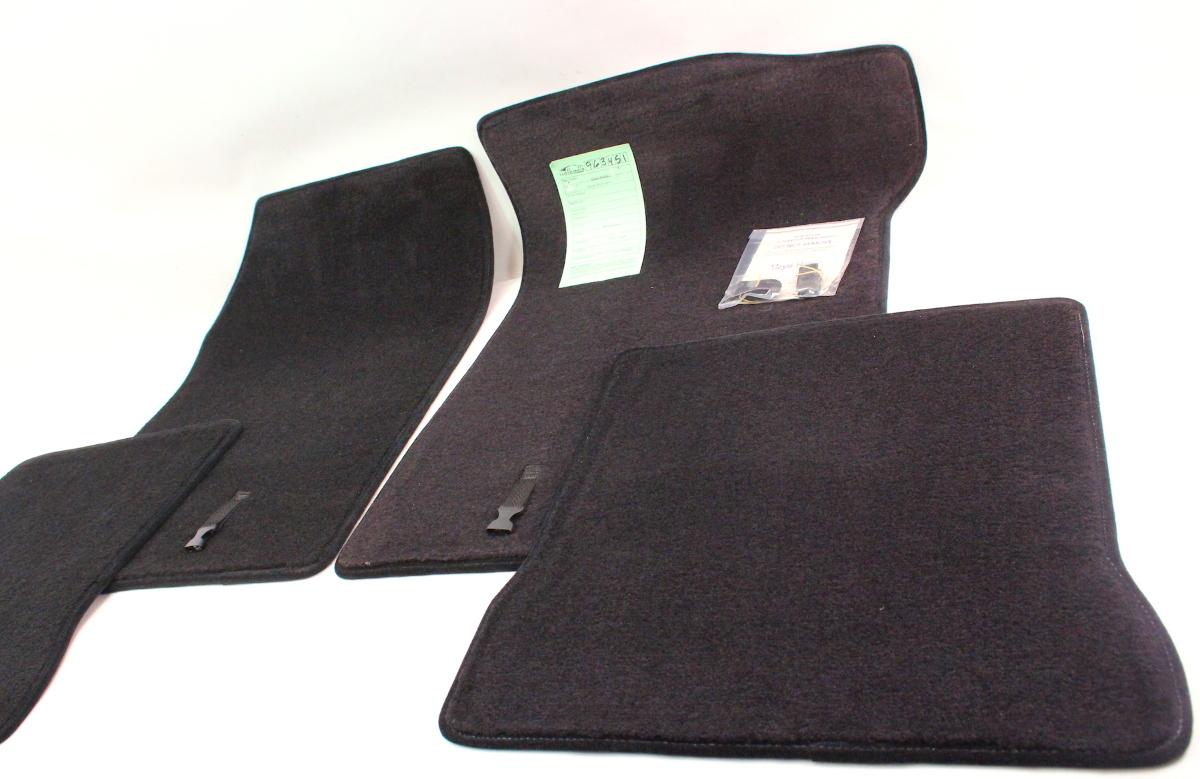 Lloyd Mats Floor Carpet Interior 85 92 Vw Jetta Golf Gti