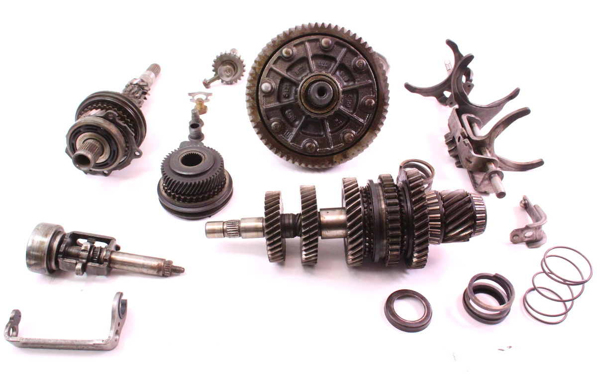 Cp Manual Transmission Internal Parts Gears Differential Forks A Vw Jetta Golf Mk on 03 Vw Jetta Transmission Code