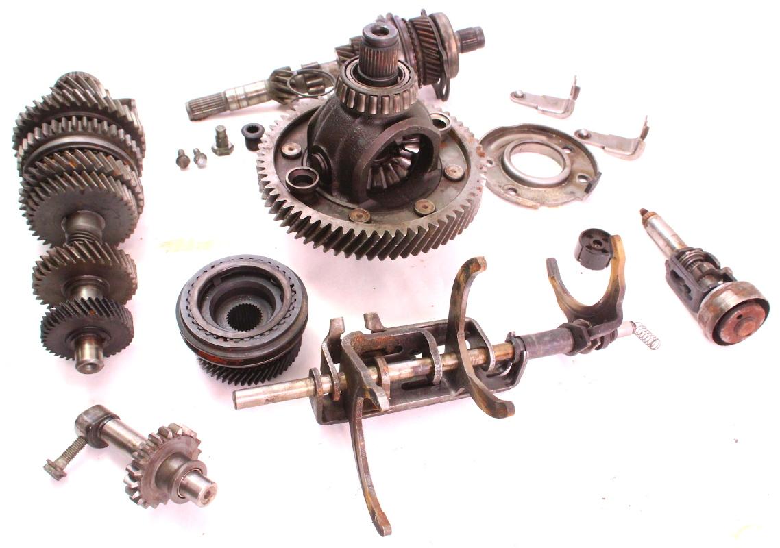 transmission internal parts gears differential acn vw jetta golf gti mk carpartssale