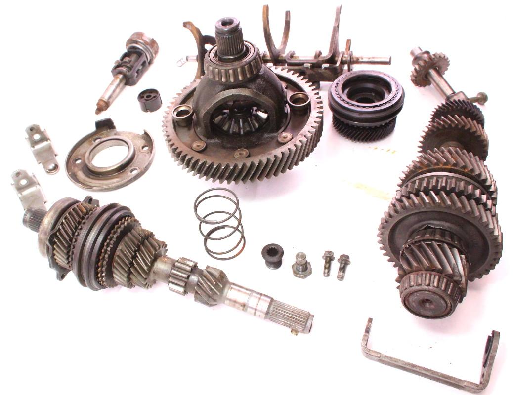 Cp Transmission Internal Parts Gears Differential Forks Acn Vw Jetta Golf Gti Mk on 03 Vw Jetta Transmission Code