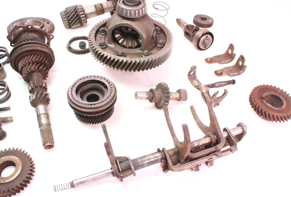 Cp Transmission Internal Parts Gears Differential Forks Acn Vw Jetta Golf Gti Mk