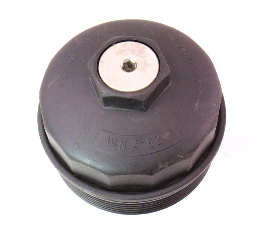 Oil Filter Housing Cover Cartridge Cap 07 08 Vw Audi Q7 3
