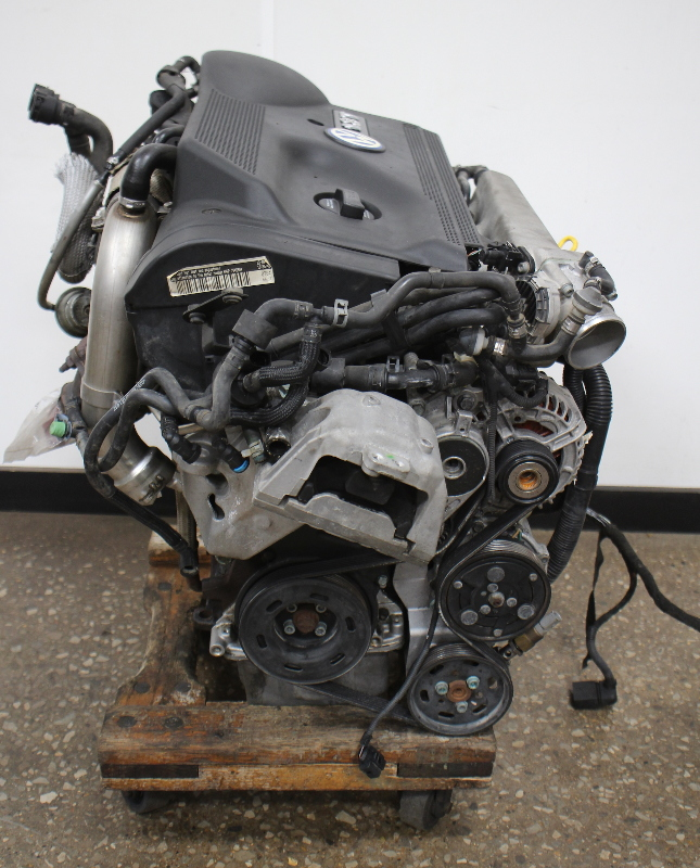 1.8T Engine Motor Swap AWP 02-05 VW Jetta Golf GTI MK4 MK1