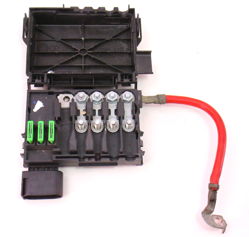 battery fuse distribution box 99 05 vw jetta golf gti mk4. Black Bedroom Furniture Sets. Home Design Ideas