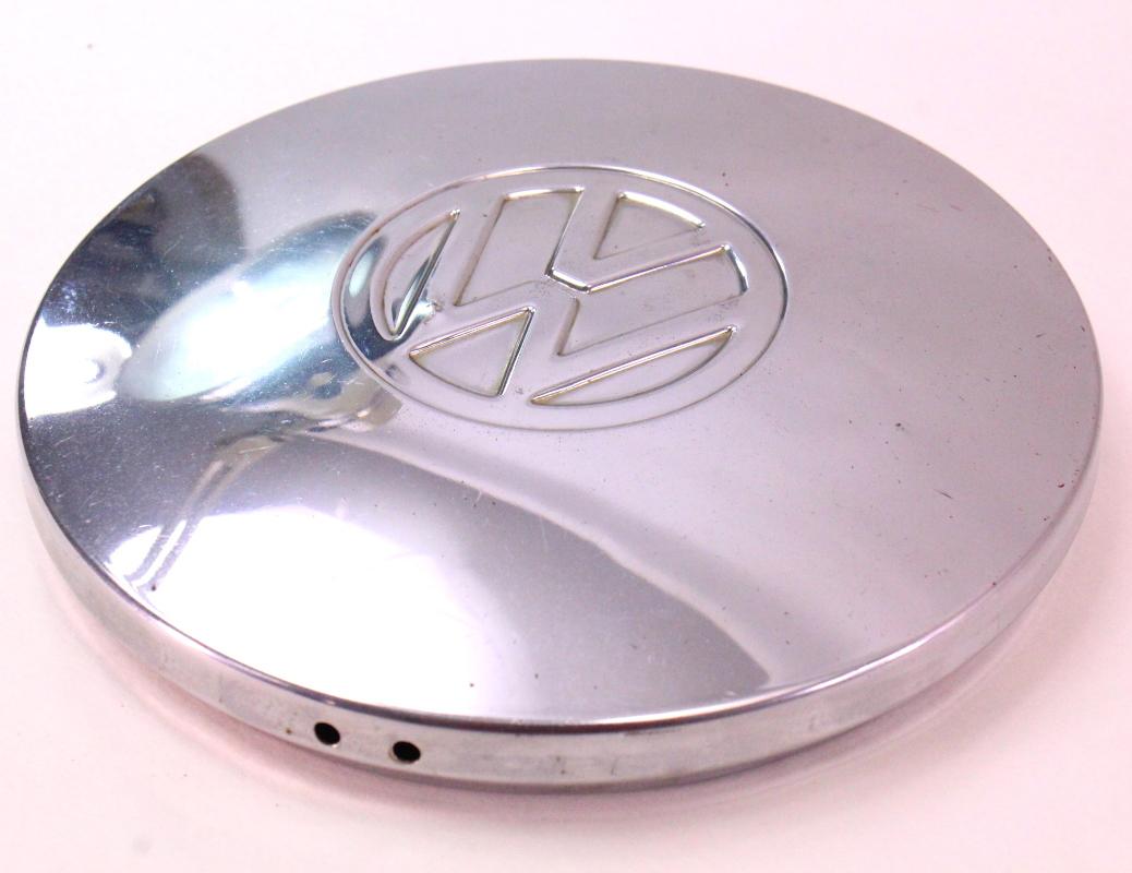 chrome steel wheel center hub cap hubcap   vw rabbit jetta pickup mk carpartssale