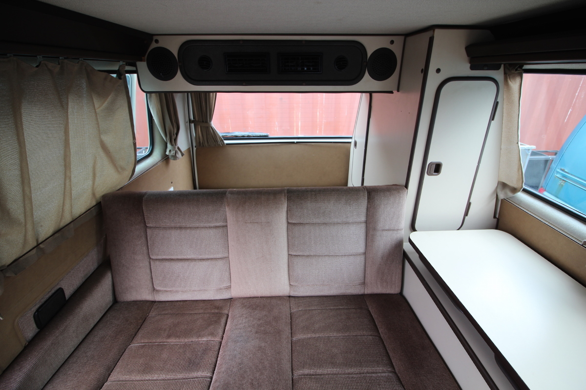 Used Cabinets For Sale >> Full Camper Kitchen Cabinets 80-91 VW Vanagon T3 Westfalia Westy - Iowa Pickup | CarParts4Sale, Inc.