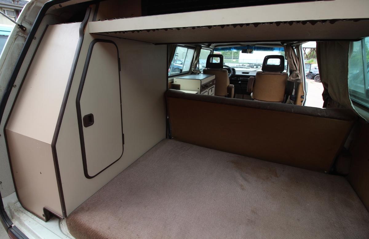 Full Camper Kitchen Cabinets 80-91 VW Vanagon T3 Westfalia Westy - Iowa Pickup | CarParts4Sale, Inc.