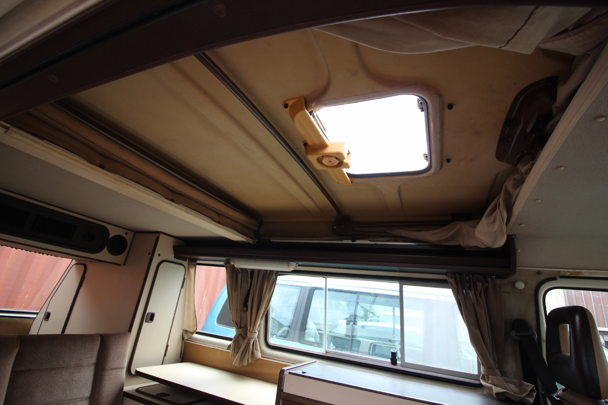 Westfalia Camper Van Pop Top Roof Conversion 80 91 Vw