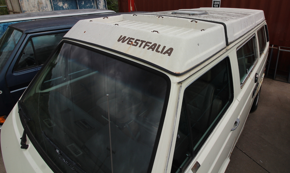 Westfalia Camper Van Pop Top Roof Conversion 80-91 VW Vanagon T3 - Iowa Pickup | CarParts4Sale, Inc.