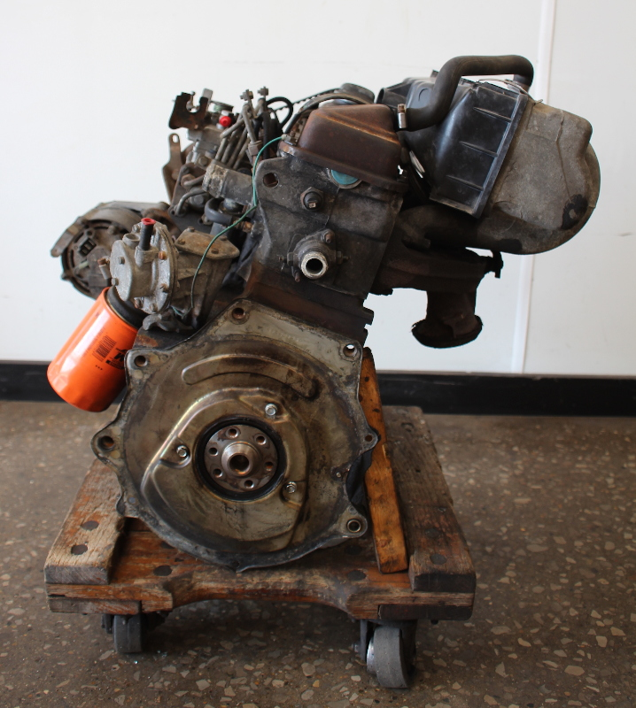 Complete 1 6 Diesel Engine 81 84 Vw Jetta Rabbit Pickup