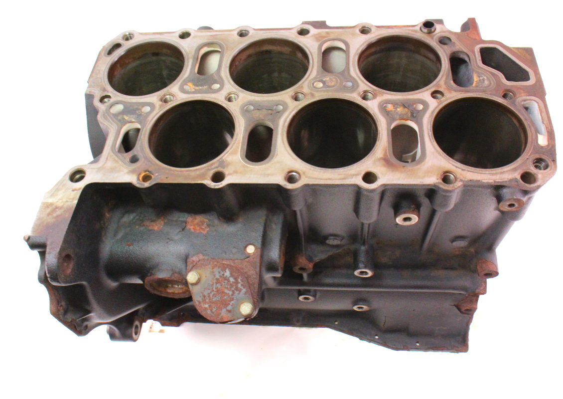 Vw Of America >> Engine Cylinder Block 97-01 VW Eurovan 2.8 12V VR6 AES ...