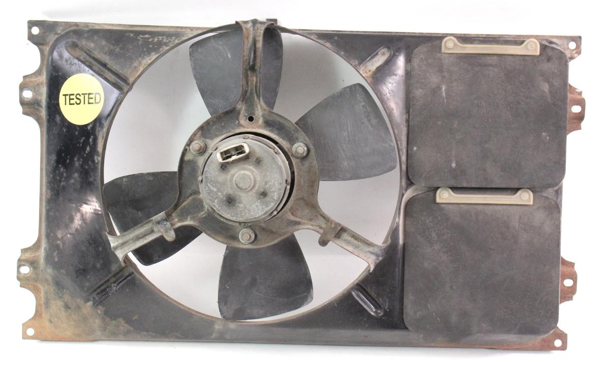 Electric Radiator Cooling Fan & Shroud VW Rabbit Jetta ...
