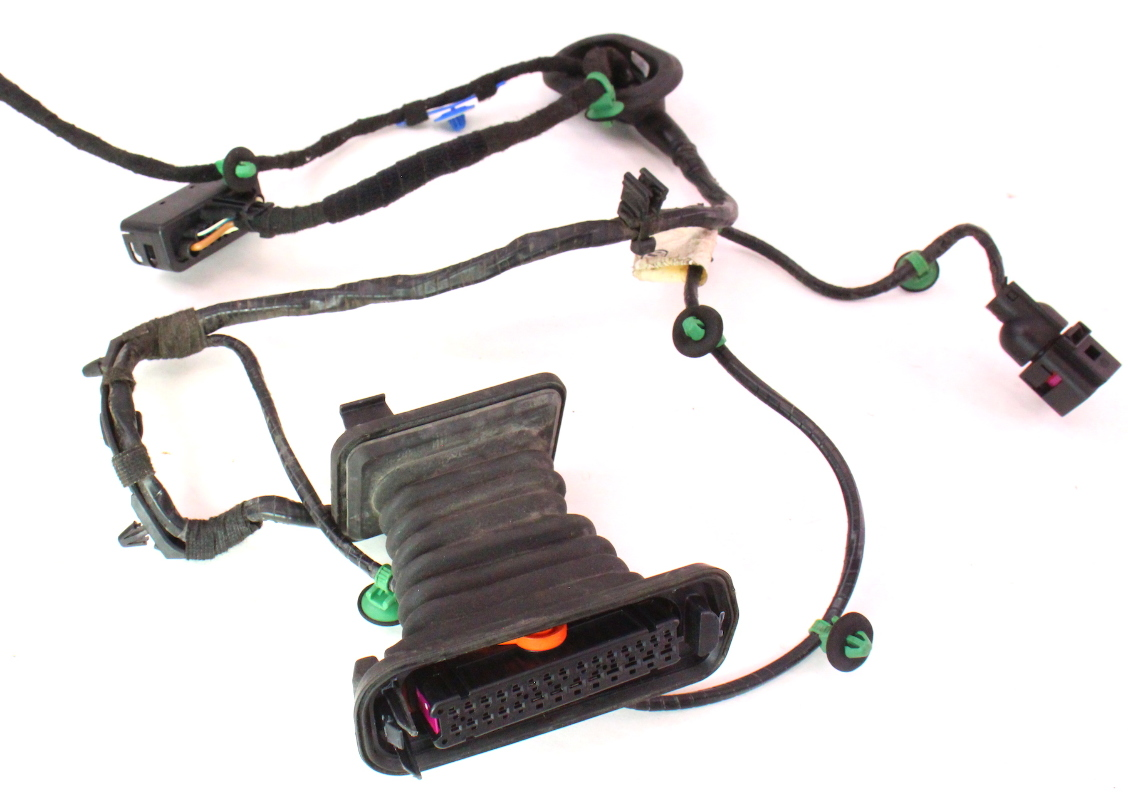 cp045659 rh rear door wiring harness 06 09 vw rabbit gti mk5 4 door genuine 2 rh rear door wiring harness 06 09 vw rabbit gti mk5 4 door 1982 vw rabbit wiring harness at couponss.co