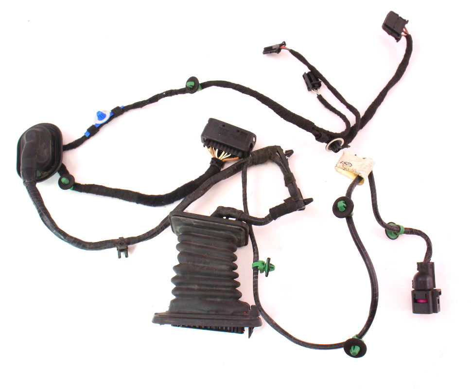 cp045659 rh rear door wiring harness 06 09 vw rabbit gti mk5 4 door genuine rh rear door wiring harness 06 09 vw rabbit gti mk5 4 door 1982 vw rabbit wiring harness at couponss.co