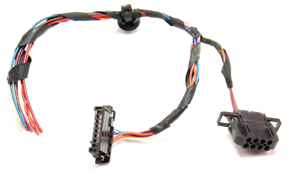 satellite radio module wiring harness pigtail 06 10 vw passat b6 genuine carparts4sale inc