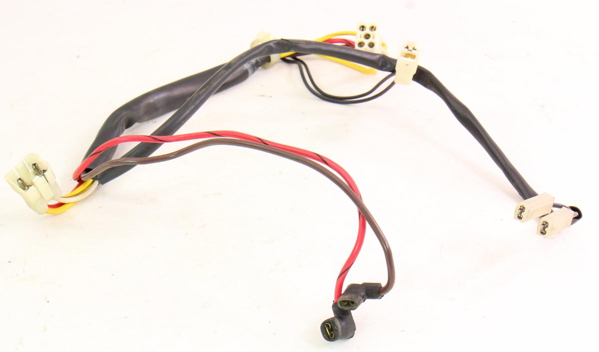 Hvac Climate Heater Box Wiring Harness 85