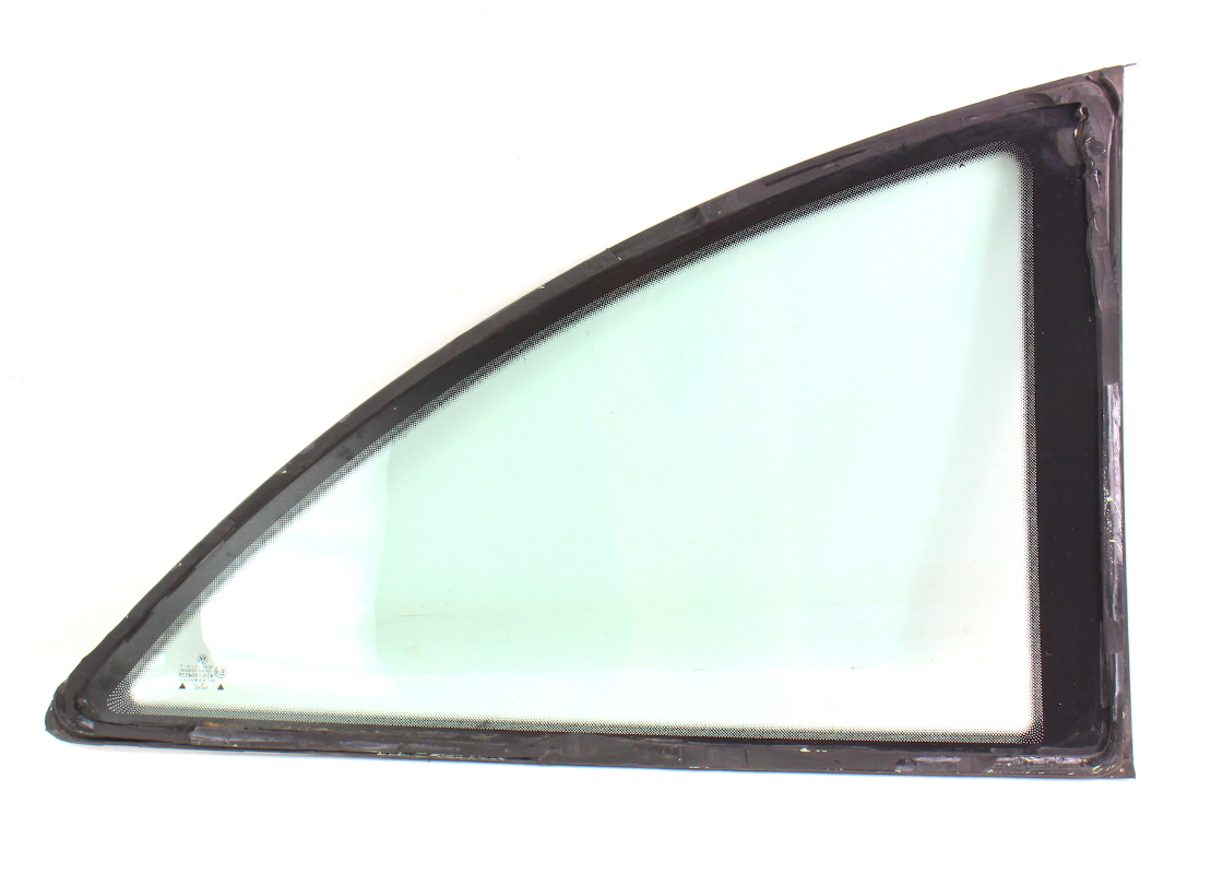 Vw Beetle Convertible >> LH Rear Quarter Window Side Glass 98-10 VW New Beetle ...