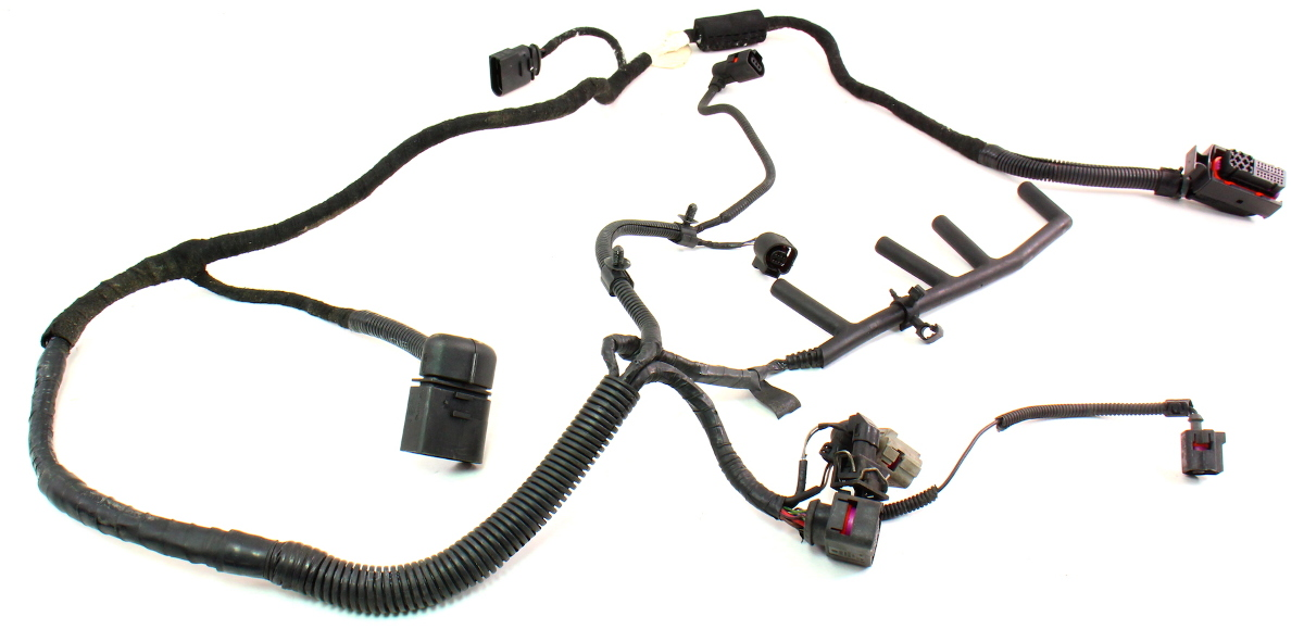cp046029 engine ecu wiring harness 2003 vw golf mk4 19 tdi alh genuine engine ecu wiring harness vw jetta mk tdi alh engine engine tdi swap wiring harness at beritabola.co