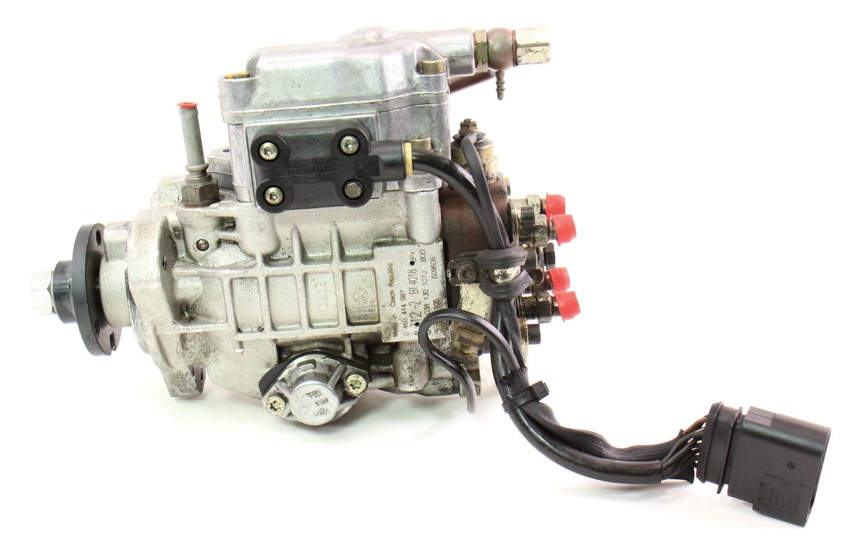 diesel fuel injection pump 99 03 vw jetta golf mk4 beetle tdi 038 130 107 j carparts4sale inc. Black Bedroom Furniture Sets. Home Design Ideas