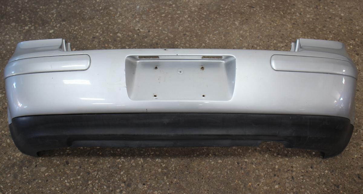 Rear Bumper Cover 99 05 Vw Golf Gti Mk4 La7w Silver