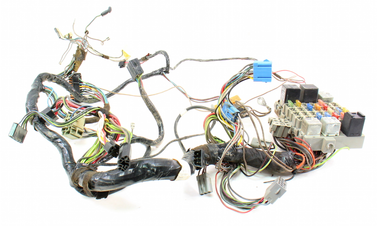 cp046114 dash interior wiring harness fuse box 81 83 vw rabbit pickup mk1 175 971 051 af dash interior wiring harness fuse box 81 83 vw rabbit pickup mk1 vw mk1 wiring harness at webbmarketing.co