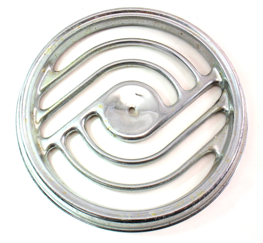 Bathroom Fan Cover Replacement Parts: Nutone Vintage Old School Bathroom Fan Round Grill Cover