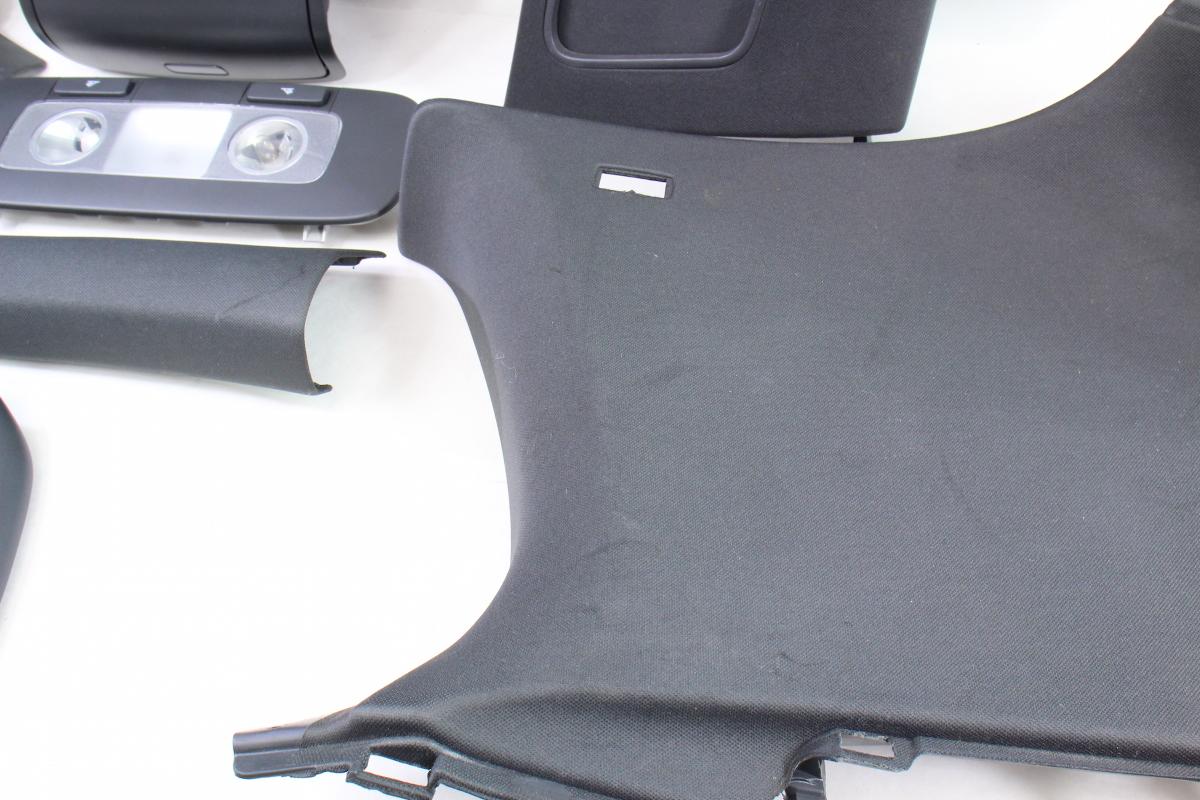Used Vw Golf >> Black Upper Headliner Interior Trim Swap 06-09 VW Golf ...