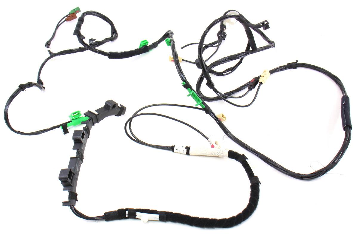 vw mk5 radio wiring cables roof antenna sat radio wiring harness vw 06 09 rabbit gti vw beetle radio wiring diagram #5