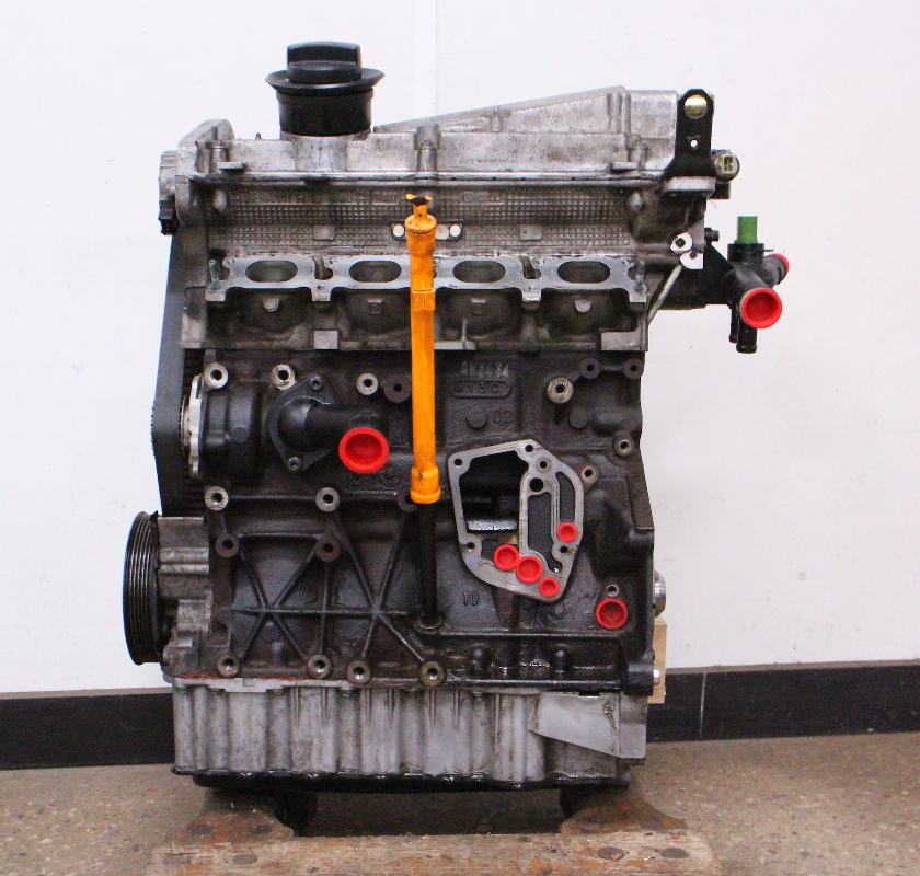 1 8t Engine Motor Long Block Awp 02