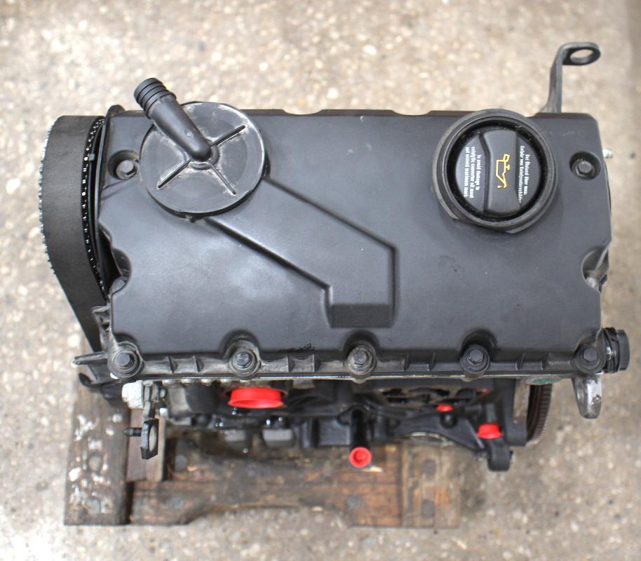 Engine Motor Long Block 04-05 VW Passat B5.5 Diesel 2.0
