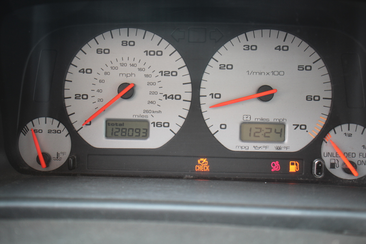 Gauge Instrument Cluster Speedometer 97-99 Jetta GLX GTI VR6 MK3 - 1HM 919 930 T | CarParts4Sale ...